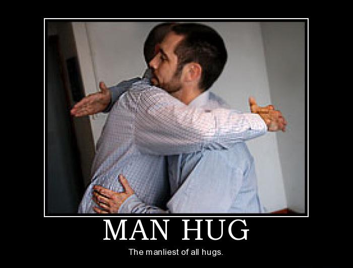 Man-Hug