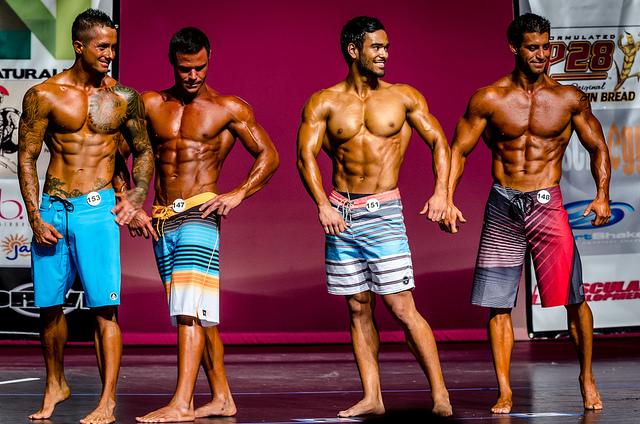 Men's Physique by Jason Bo