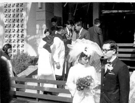 1971-01-02 Mom & Dad's Wedding 03