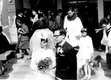 1971-01-02 Mom & Dad's Wedding 08