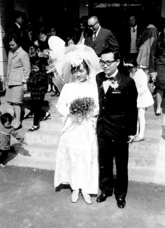 1971-01-02 Mom & Dad's Wedding 09