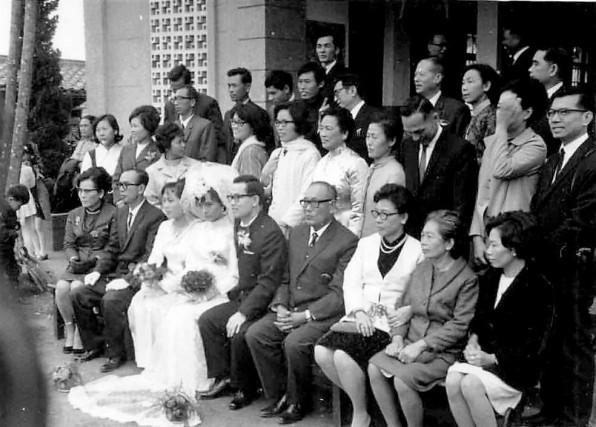 1971-01-02 Mom & Dad's Wedding 14