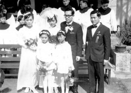 1971-01-02 Mom & Dad's Wedding 15