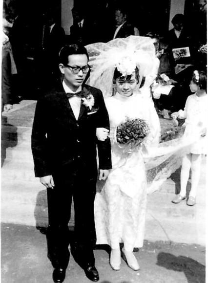 1971-01-02 Mom & Dad's Wedding 18