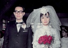 1971-01-02 Mom & Dad's Wedding 19