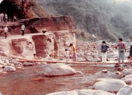 5/10/79: I still remember this trip. Sadly, this place was destroyed by an earthquake decades later.