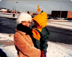 2/1/1980: Michigan, where we lived for two years
