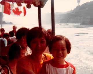 July 1980: Niagara Falls