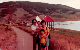 July 1983: Our one-way road trip from Michigan to California